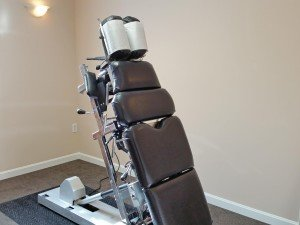 Hylo Flexion Distraction Treatment Room 2